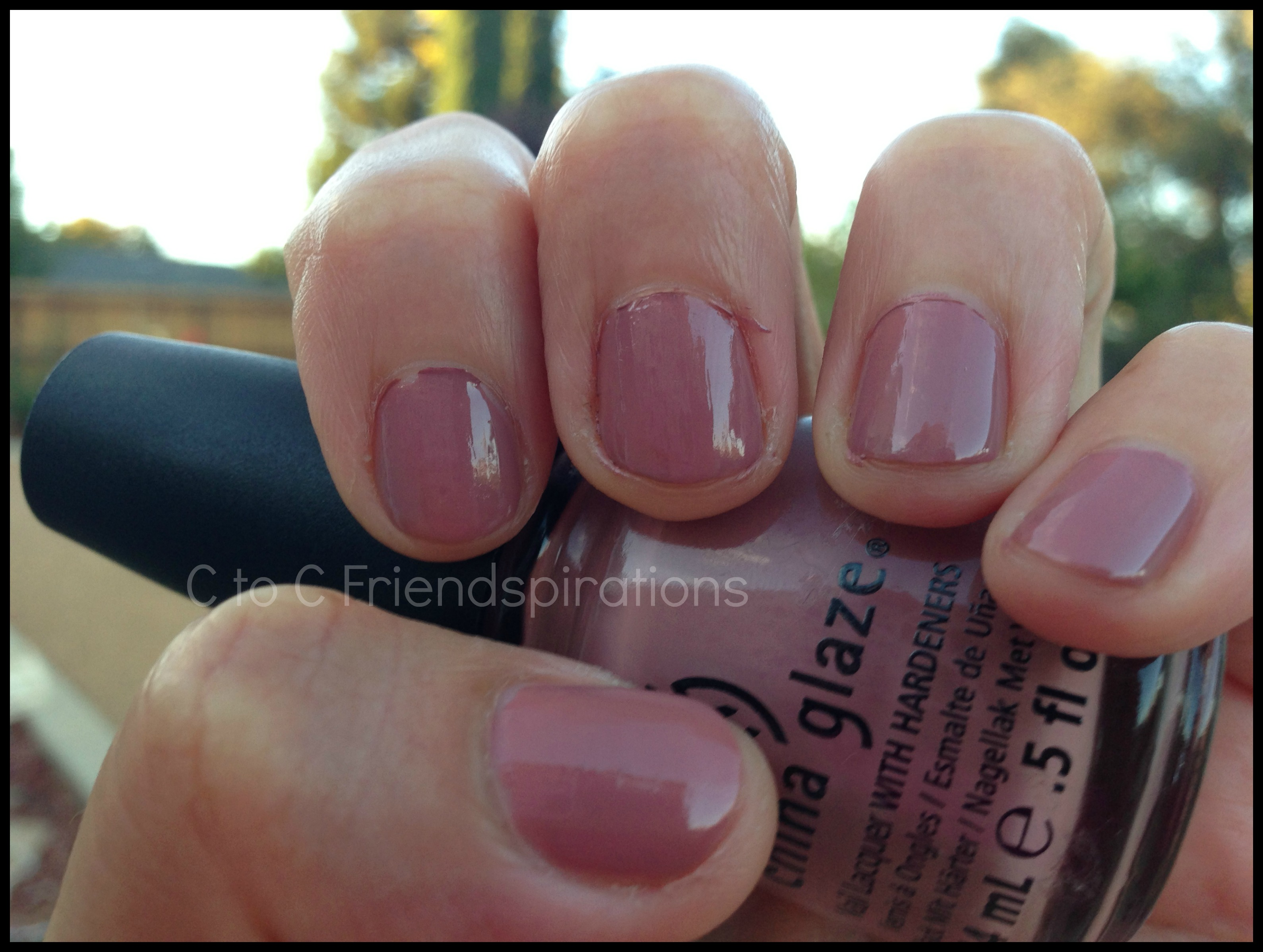 china glaze | C to C Friendspirations