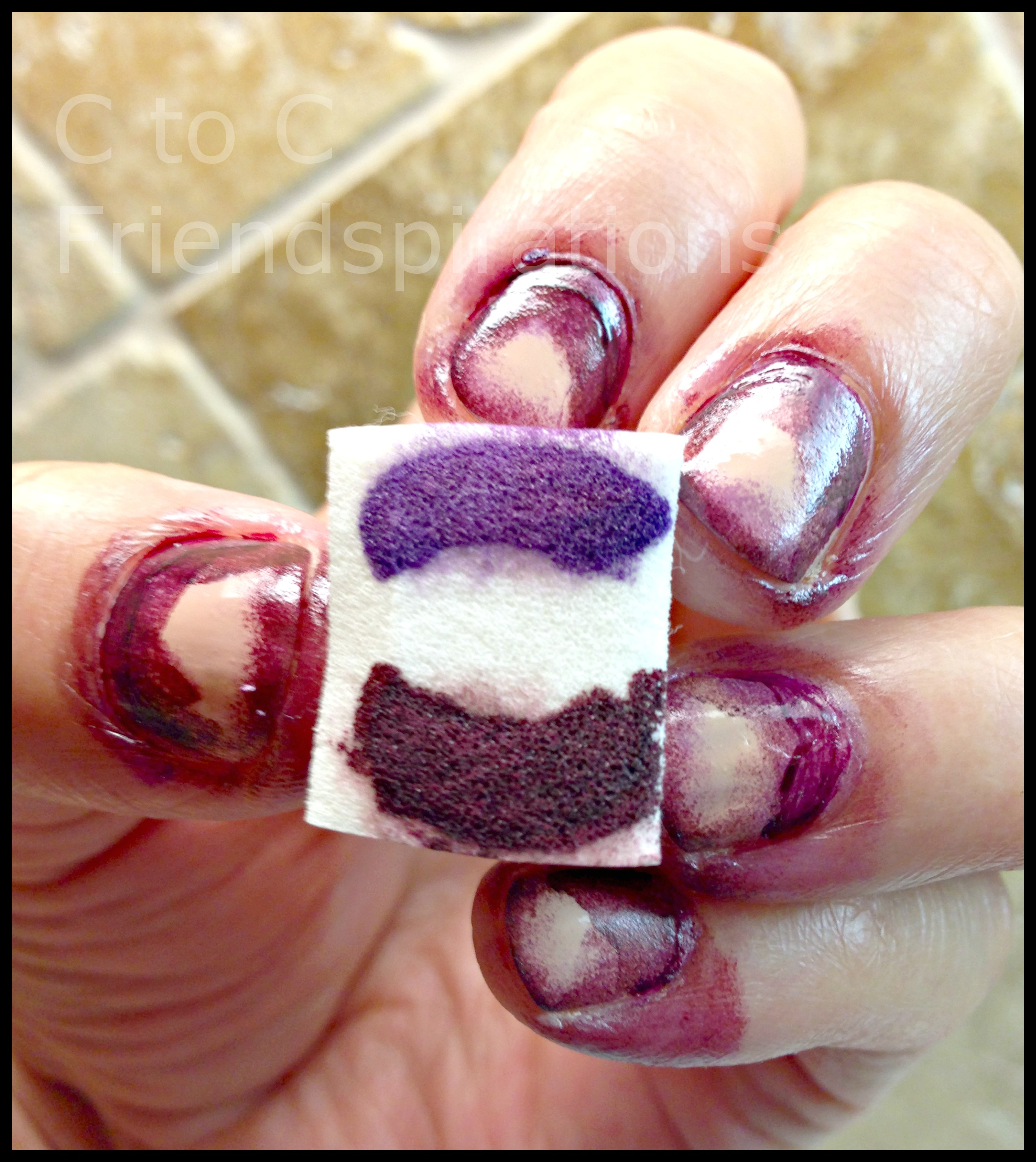 nail art | C to C Friendspirations