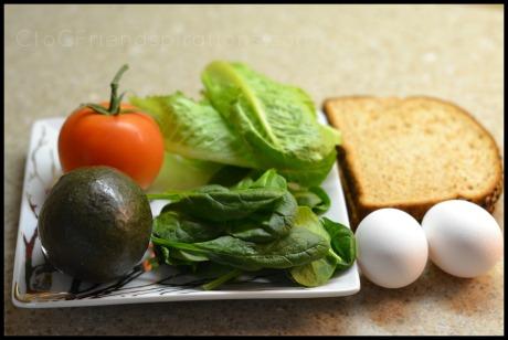 Breakfast sandwich 02