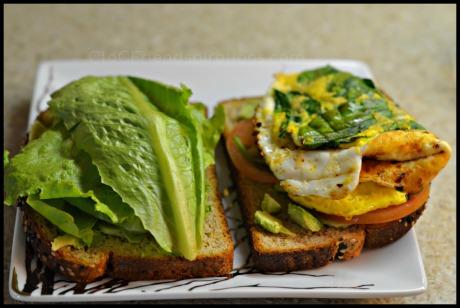 Breakfast sandwich 04