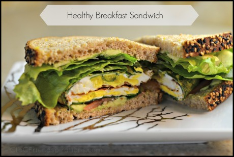 Breakfast sandwich 05