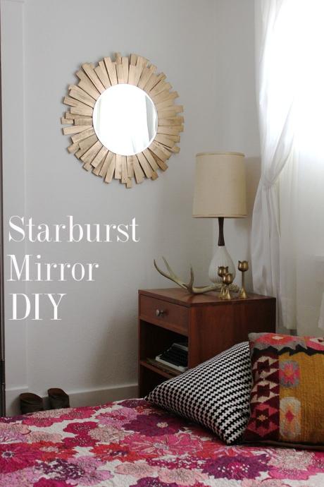 Stardust mirror